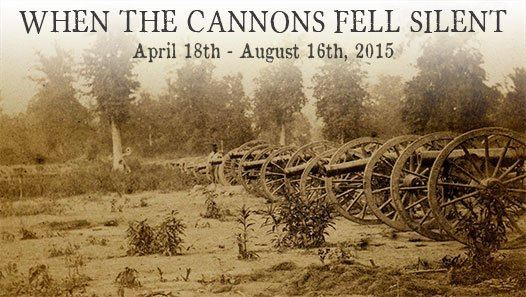 When the Cannons Fell Silent